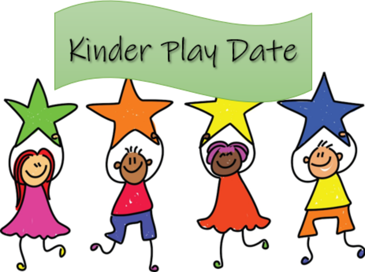 Kindergarten Play Dates | July &  August 2021